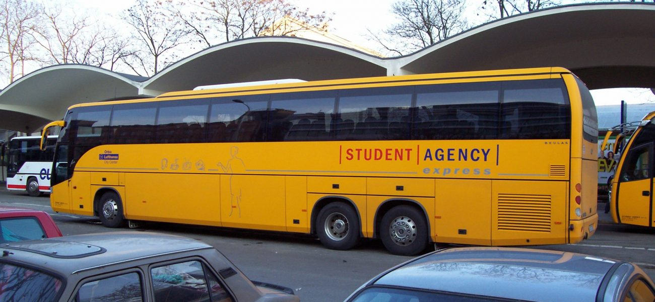 Student Agency Bus
