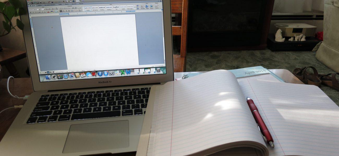 writing material
