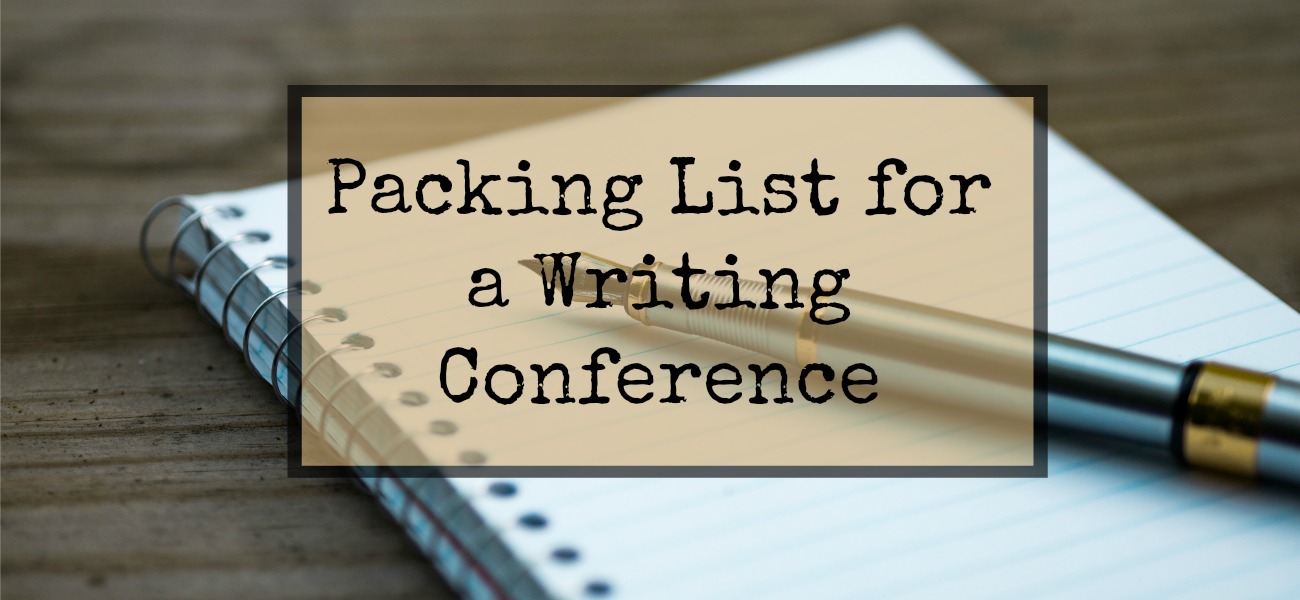 packing list for a conference