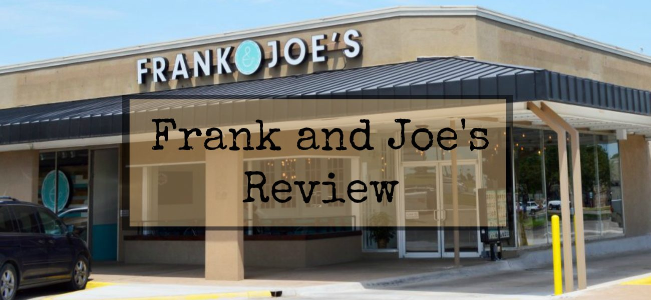 Frank and Joes