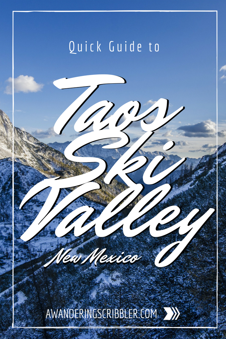 Quick Guide to Taos Ski Valley