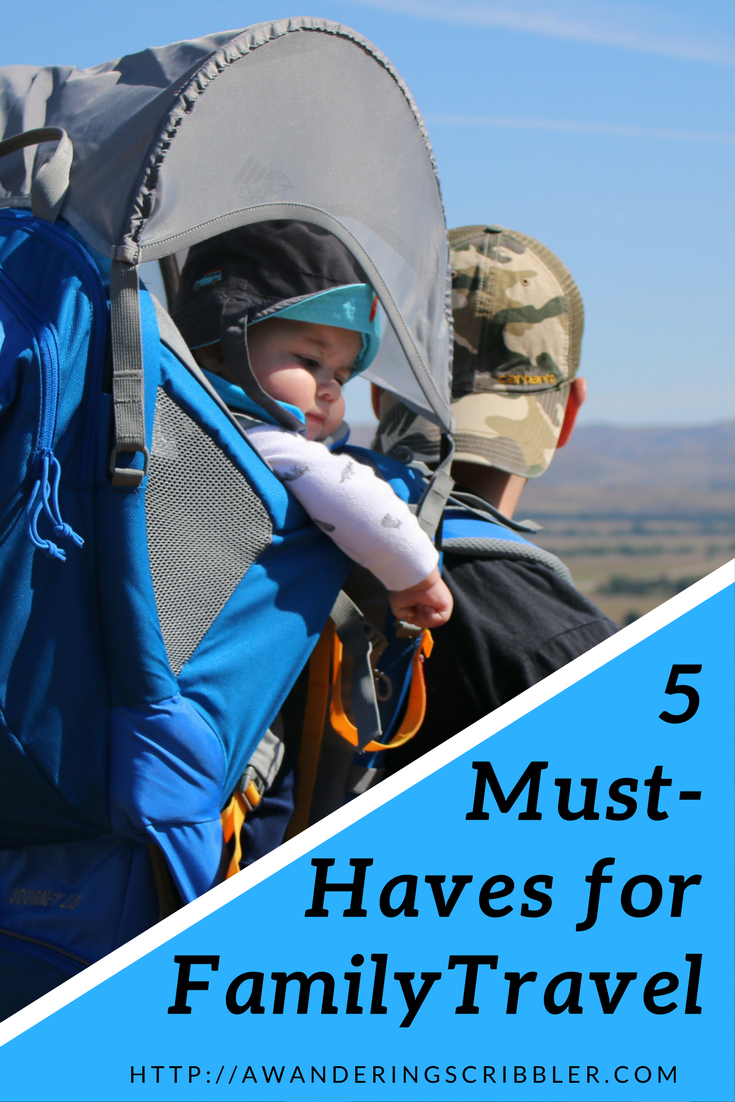 5 Must-Haves for a Family Holiday
