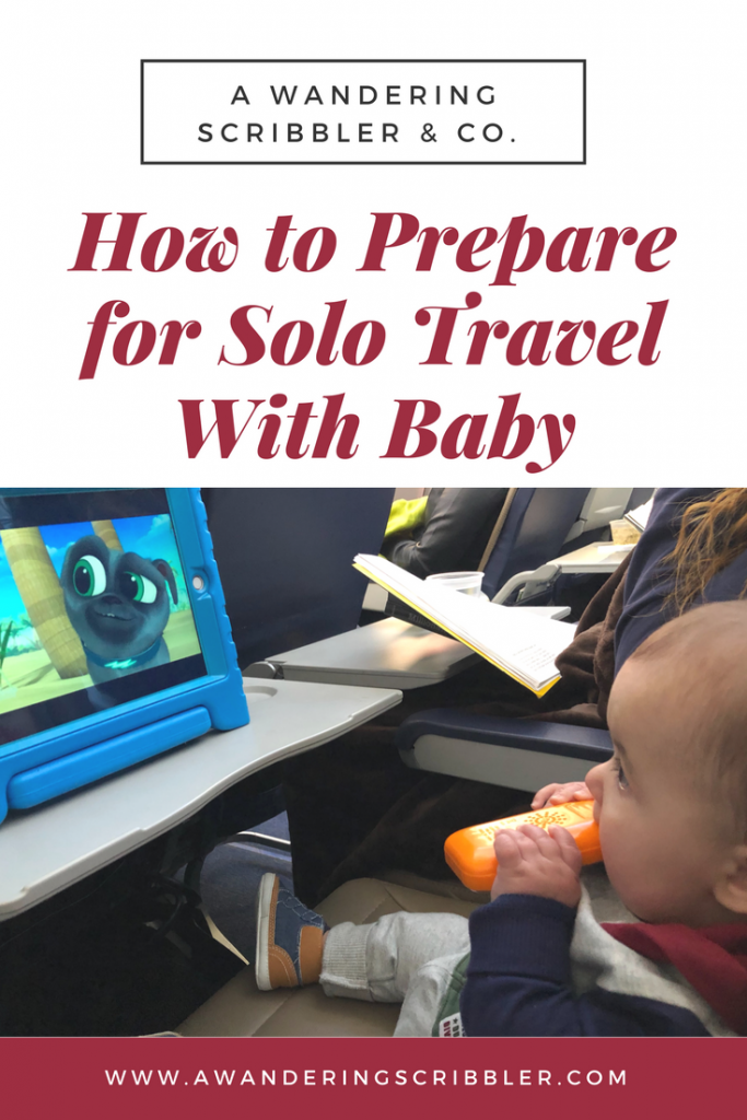 Solo Travel with Baby