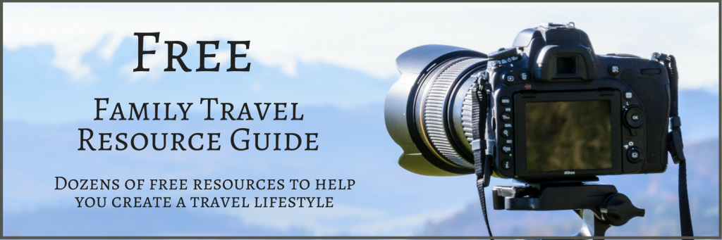 family travel resource guide