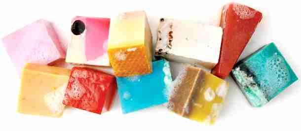 LUSH Body Soap