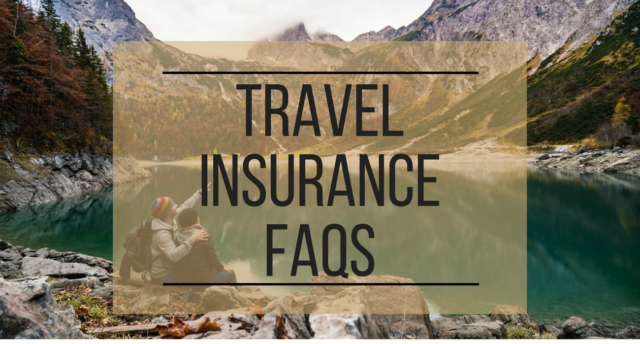 Travel Insurance FAQ
