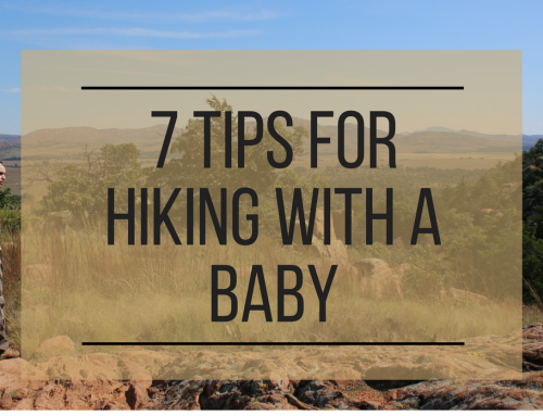 7 Tips for Hiking with a Baby