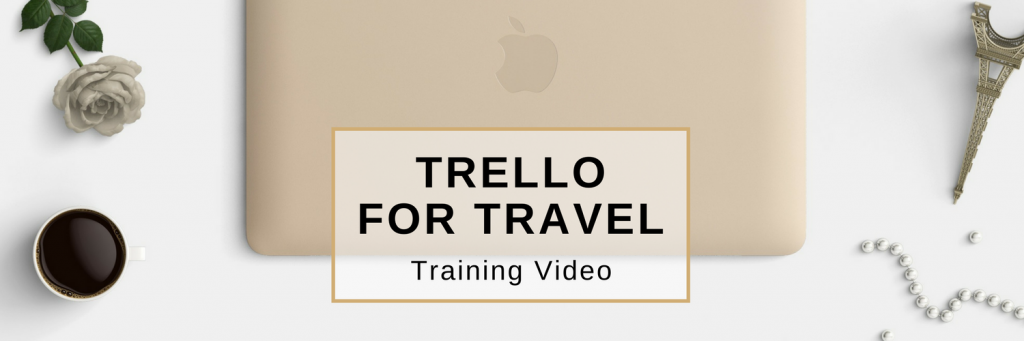 Trello for Travel Planning