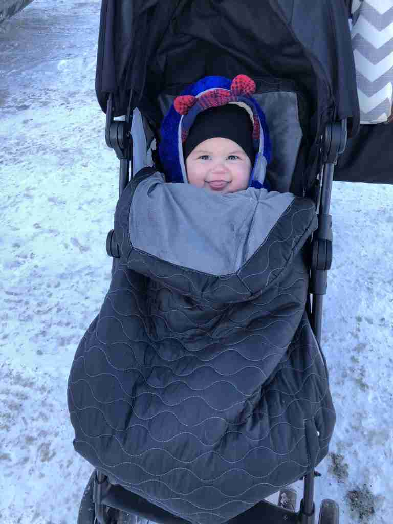 Winter Travel with an Infant