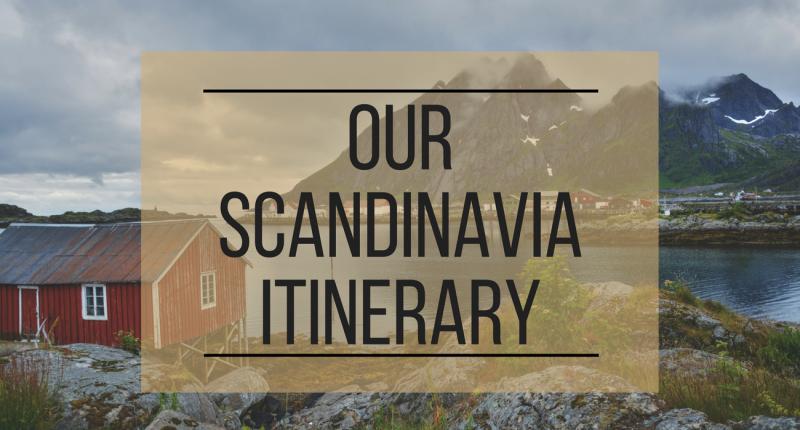 Scandinavia Itinerary