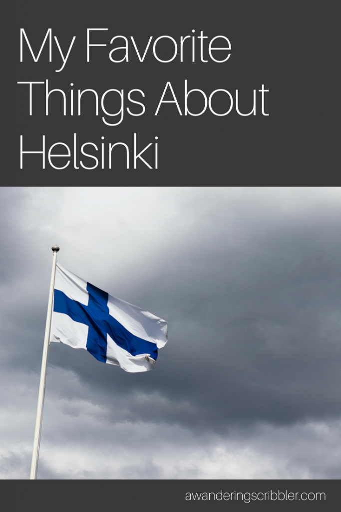 My Favorite Things About Helsinki