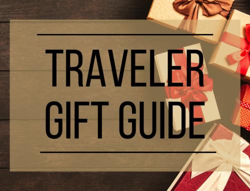 2019 Traveler Gift Guide