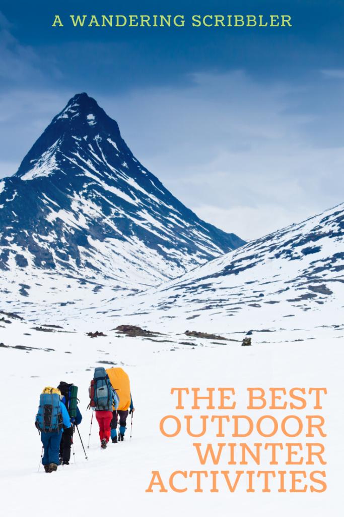 Best Outdoor Winter Activities
