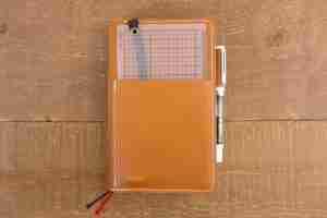 B6 Slim Jibun Techo Planner Cover