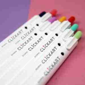Zebra Click Art Pens