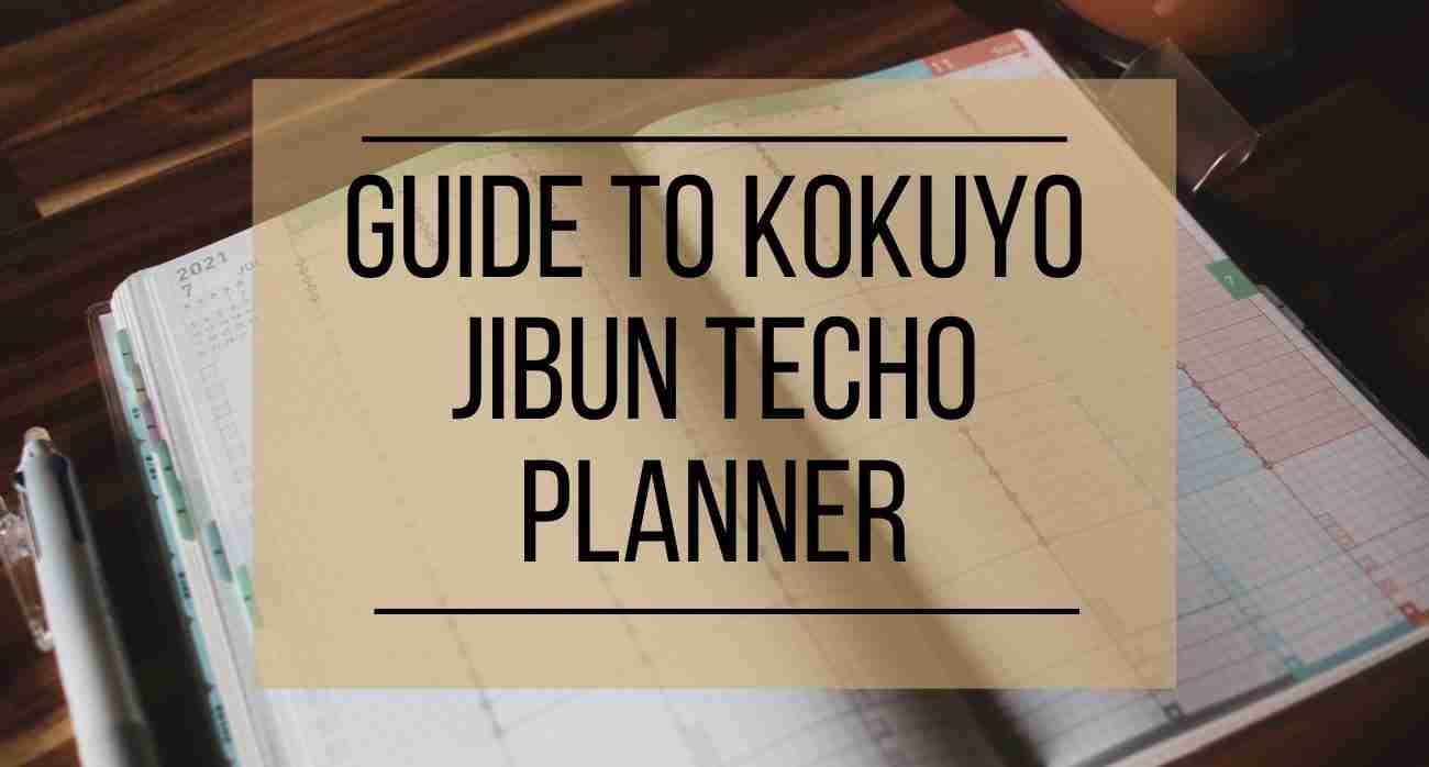 Kokuyo Jibun Techo